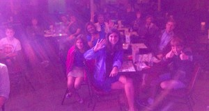 05.19.13 - The wonderful audience at the Charlotte Comedy Zone at the Chuckleheads' show.