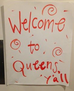 09-21-2013 - Queens University of Charlotte welcomes the Chuckleheads.
