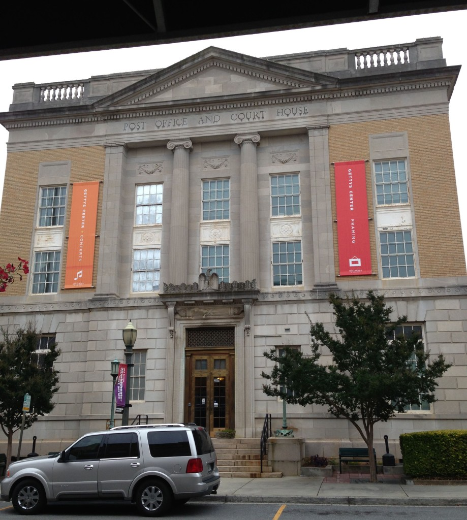 """06.24-28.2013 - The Gettys Art Center, Rock Hill, SC, the home of the """"Let's Put on a Comedy Improv Show"""" Summer Camp offered by the York Arts Council."""