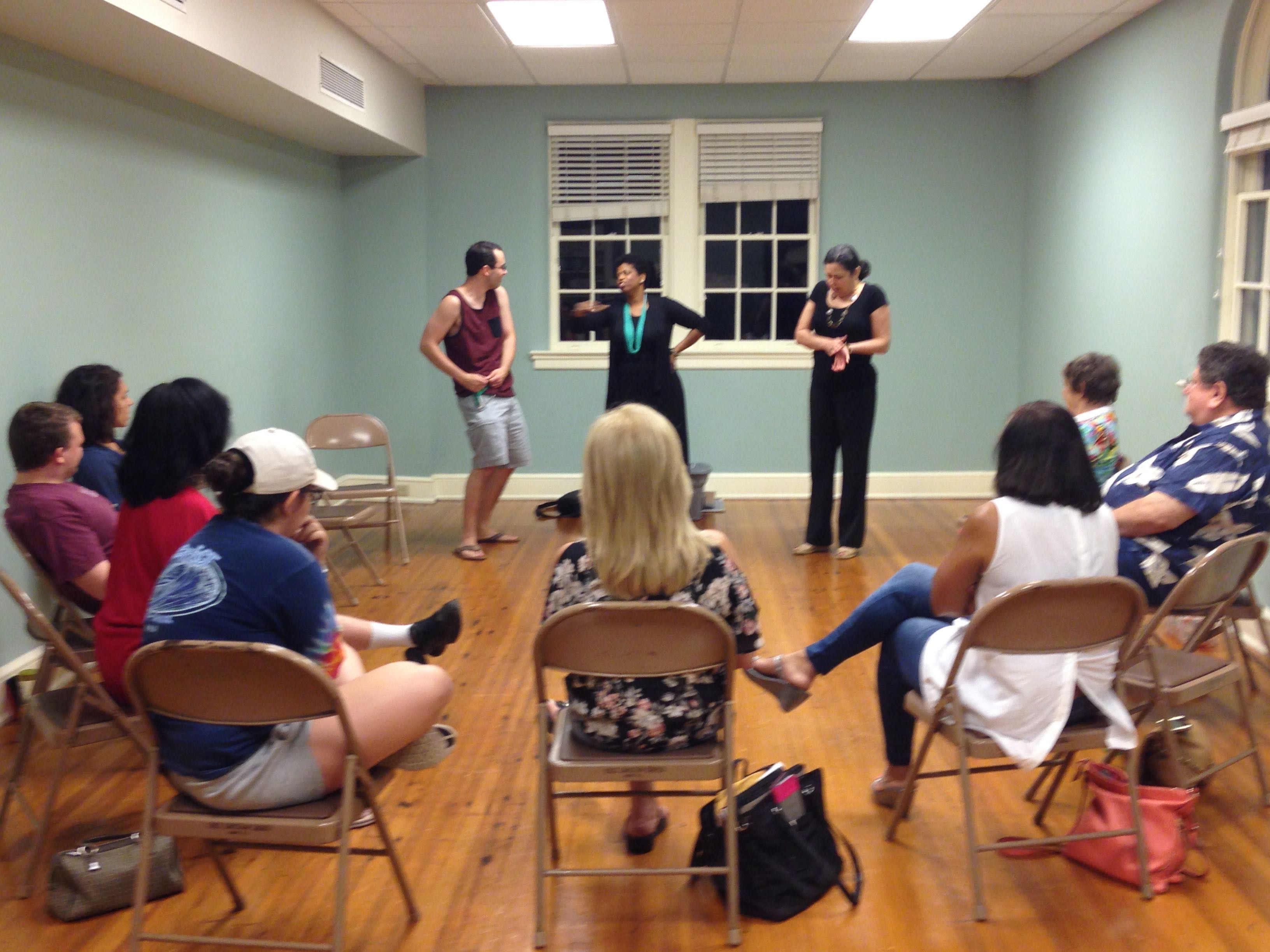 Charlotte Improv Workshop | Planet Improv